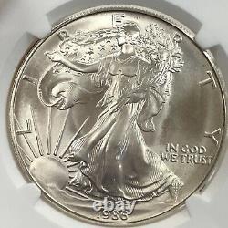 1986-2016 American Silver Eagle SetNGC MS69ASE31 COINSCertified Slab Bullion