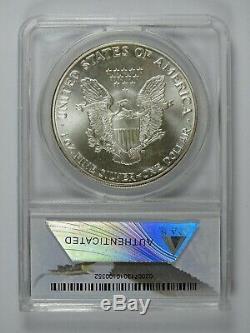 1986 P American Silver Eagle ANACS MS70 30TH Anniversary