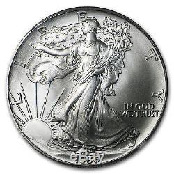 1986 Silver American Eagle MS-70 NGC SKU #9700