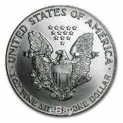1986 Silver American Eagle MS-70 PCGS (Registry Set) SKU #92316
