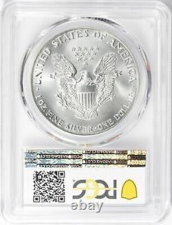 1986 Silver American Eagle PCGS MS70 No Reserve