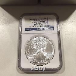 1986 thru 2015 American Silver Eagle 30 Coin Proof Set All NGC MS 69