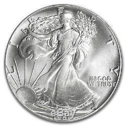 1987 Silver American Eagle MS-70 PCGS (Registry Set) SKU #64888