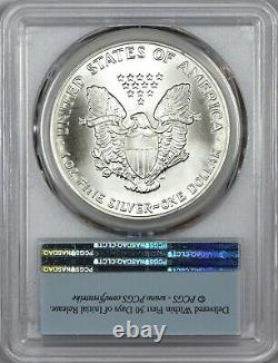 1992 American Silver Eagle PCGS MS69 First Strike
