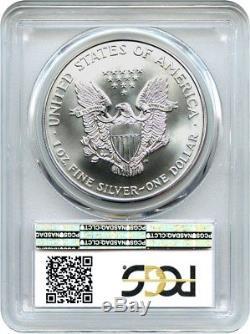 1994 Silver Eagle $1 PCGS MS70 American Eagle Silver Dollar ASE