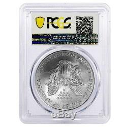 1996 1 oz Silver American Eagle $1 Coin PCGS MS 69