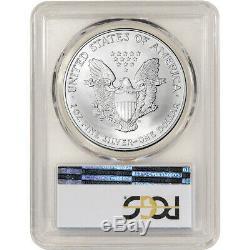 1996 American Silver Eagle PCGS MS69