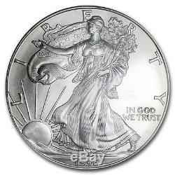 1996 Silver American Eagle MS-69 PCGS
