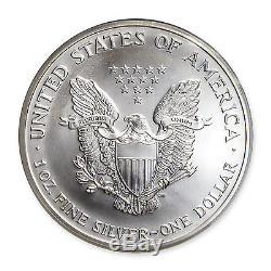 2000 1 oz Silver American Eagle MS-70 PCGS (First Strike) SKU #92317