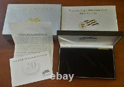 2006 AMERICAN SILVER EAGLE 20th ANNIVERSARY SET PCGS MS 70/PF70/PR70DCAM PF MS