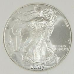2006 American Silver Eagle $1 NGC MS70 First Strikes 1994280-053
