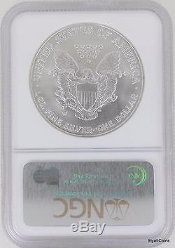 2006-P-W Proof Silver American Eagle 20th Anniversary 3 Coin Set NGC PF70 MS70