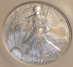 2006 W American Silver Eagle NGC MS70
