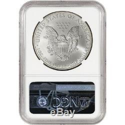 2009 American Silver Eagle NGC MS70