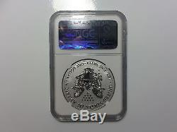 2011 25th Anniversary American Silver Eagle Set NGC Early Release ALL PF & MS 70