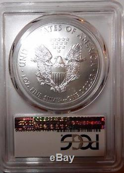 2015-P American Silver Eagle PCGS MS70 (ONLY 79,640 COINS MINTED)