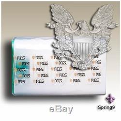 2016 Silver American Eagle MS69