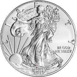 2016-W American Silver Eagle Burnished NGC MS70 Early Releases