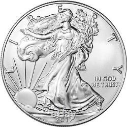 2017-(P) American Silver Eagle NGC MS70 First Day Issue 225th Label
