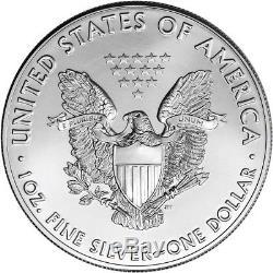 2017-(P) American Silver Eagle PCGS MS70 First Strike Philadelphia Label