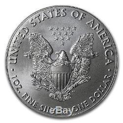 2017 (P) Silver American Eagle MS-70 PCGS (FS, Philadelphia Mint) SKU #152264
