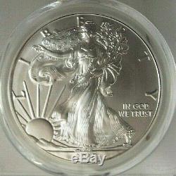 2017-p Ms70 Philadelphia Pcgs American Silver Eagle $1 Rare Cleveland