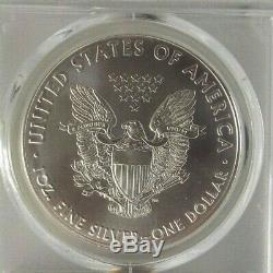 2017-p Ms70 Philadelphia Pcgs American Silver Eagle $1 Rare Cleveland, Freedom