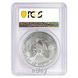 2020 (P) $1 American Silver Eagle PCGS MS70 Emergency Production FS Green Label