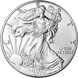 2020-(P) American Silver Eagle NGC MS70 Early Releases Emergency Production