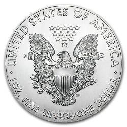 2020 Silver American Eagle MS-70 PCGS (FirstStrike) SKU#199326