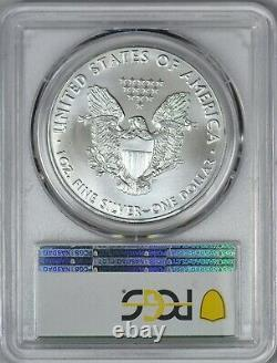 2020 (p) Silver American Eagle $1 Emergency Issue Pcgs Ms70 Philadelphia Fs
