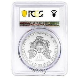 2021 1 oz Silver American Eagle $1 Coin PCGS MS 70 First Day of Issue