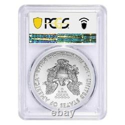 2021 (P) 1 oz Silver American Eagle PCGS MS 70 FS (Philadelphia) Emergency Issue