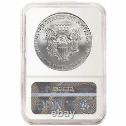 2021 P American Silver Eagle Emergency Production $1 MS-70 NGC ER On Hand
