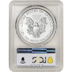 2021 (P) American Silver Eagle PCGS MS70 Emergency Issue