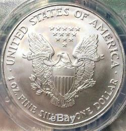 ANACS 1986-2015 MS69 American Silver Eagles (30 Coins)