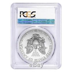 Lot of 10 2018 (W) 1 oz Silver American Eagle $1 Coin PCGS MS 69 FS West Point