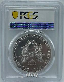 Lot of 5 2020 (P) American Silver Eagle PCGS MS69 Emergency Philadelphia FDOI