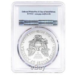 Sale Price Lot of 5 2019 1 oz Silver American Eagle $1 Coin PCGS MS 70 FS